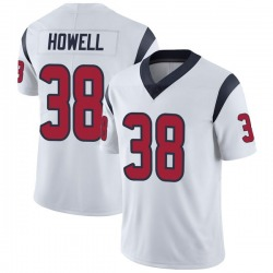Nike Buddy Howell Houston Texans Limited White Vapor Untouchable Jersey - Youth
