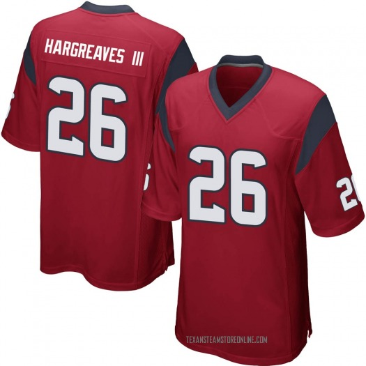 Nike Vernon Hargreaves III Houston Texans Game Red Alternate Jersey - Youth